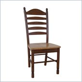 International Concepts Madison Park Ladderback Wood Side Chair (Set of 2)