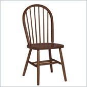 International Concepts Windsor 37 Spindleback Chair in Cottage Oak