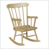International Concepts Kids Rocker in Natural