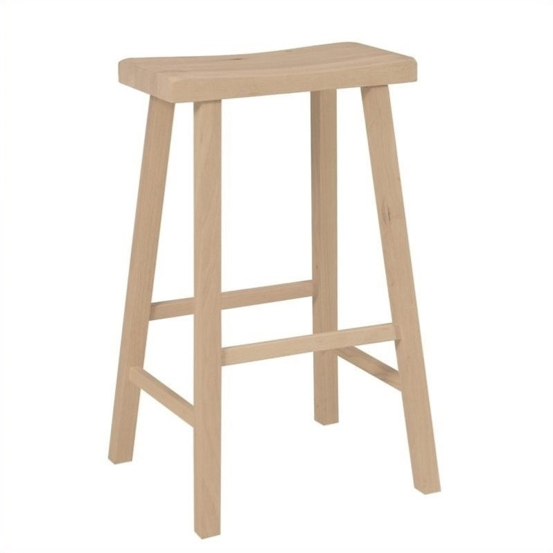 What Is The Best Stool Unfinished
