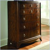 Lea Elite Rhapsody Kids 5 Drawer Chest in Cherry Finish