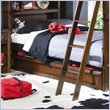 ADD TO YOUR SET: Lea Elite Expressions Dual Function Underbed Storage in Root Beer Cherry Finish