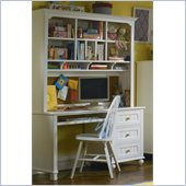 Lea My Style Computer Student Desk with Hutch