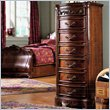 ADD TO YOUR SET: Lea Jessica McClintock Heirloom 7 Drawer Semainier Lingerie Chest in Heirloom Cherry Finish
