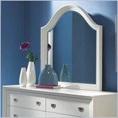Lea Elite Zoe Vertical/Landscape Mirror in White