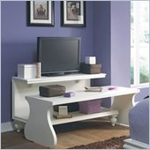 Lea Elite Zoe Media Center in White