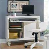 Lea Elite Zoe Desk in White