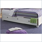 Lea Elite Zoe Dual Function Underbed Storage in White