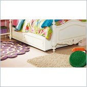 Lea Elite Vintage Boutique Dual Fuction Underbed Storage-KD in Vintage White