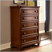 Lea Elite Covington Drawer Chest in Cherry