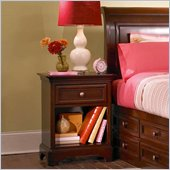Lea Elite Covington Nightstand in Cherry