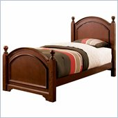 Lea Elite Covington Panel Bed in Cherry