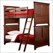 Lea Elite Covington Bunk Bed in Cherry