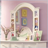 Lea Elite Hannah Picture Frame Mirror in White