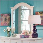 Lea Elite Hannah Vertical Mirror in White