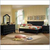 Lea Elite Retreat Sideway Bed in Black