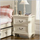 Lea Elite Retreat Nightstand in Antique White