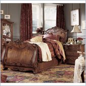 Lea Jessica McClintock Heirloom Kids Sleigh Bed 3 Piece Bedroom Set