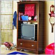 ADD TO YOUR SET: Lea Deer Run TV Cabinet / Bookcase