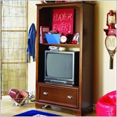 Lea Deer Run TV Cabinet / Bookcase