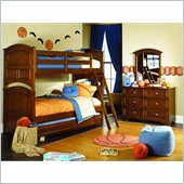 Lea Deer Run Bunk Bedroom Set