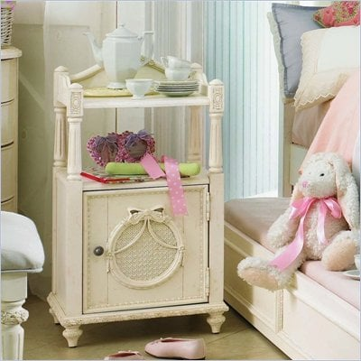 Lea Emma's Treasures Cabinet Nightstand