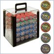 ADD TO YOUR SET: Trademark 1000 10g Nevada Jacks Poker Chips in Acrylic Carrier