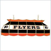 Trademark NHL Philadelphia Flyers Stained Glass 40 inch Lighting Fixtu