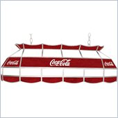 Trademark Coca-Cola Vintage 40  Tiffany Lamp