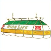 Trademark Miller High Life Stained Glass 40  Lighting Fixture