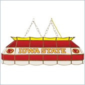 Trademark Iowa State University Stained Glass 40  Tiffany Lamp