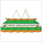 Trademark North Carolina Charlotte Stained Glass 40 Tiffany Lamp