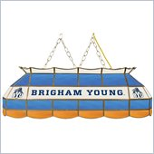 Trademark BYU Stained Glass 40  Tiffany Lamp
