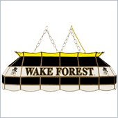 Trademark Wake Forest University Stained Glass 40 Tiffany Lamp