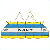 Trademark United States Naval Academy Stained Glass 40 Tiffany Lamp