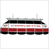 Trademark Corvette C5 Stained Glass 40 Lighting Fixture