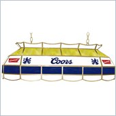 Trademark Coors Banquet Stained Glass 40 Lighting Fixture