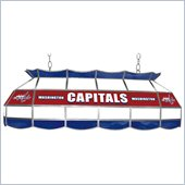 Trademark NHL Washington Capitals Stained Glass 40 Lighting Fixture