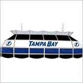 Trademark NHL Tampa Bay Lightening Stained Glass 40 Lighting Fixture