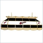 Trademark NHL Phoenix Coyotes Stained Glass 40 Lighting Fixture