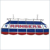 Trademark NHL New York Rangers Stained Glass 40 Lighting Fixture