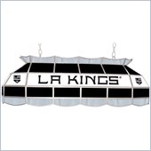 Trademark NHL Los Angeles Kings Stained Glass 40  Lighting Fixture