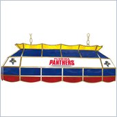 Trademark NHL Florida Panthers Stained Glass 40 Lighting Fixture