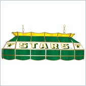 Trademark NHL Dallas Stars Stained Glass 40 Lighting Fixture