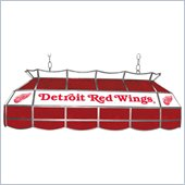 Trademark NHL Detroit Redwings Stained Glass 40 Lighting Fixture
