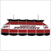 Trademark NHL Carolina Hurricanes Stained Glass 40 Lighting Fixture