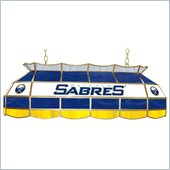 Trademark NHL Buffalo Sabers Stained Glass 40 Lighting Fixture