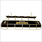 Trademark NHL Boston Bruins Stained Glass 40 Lighting Fixture