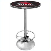 Trademark Miami University Ohio Pub Table