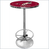 Trademark NHL Phoenix Coyotes Pub Table